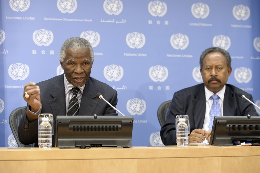 Press Conference on the High-level Panel on Illicit Financial Flows from Africa