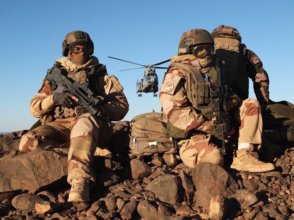Francia operazione Barkhane