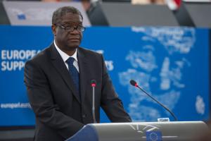 Denis Mukwege vincitore del Premio Sakharov 2014